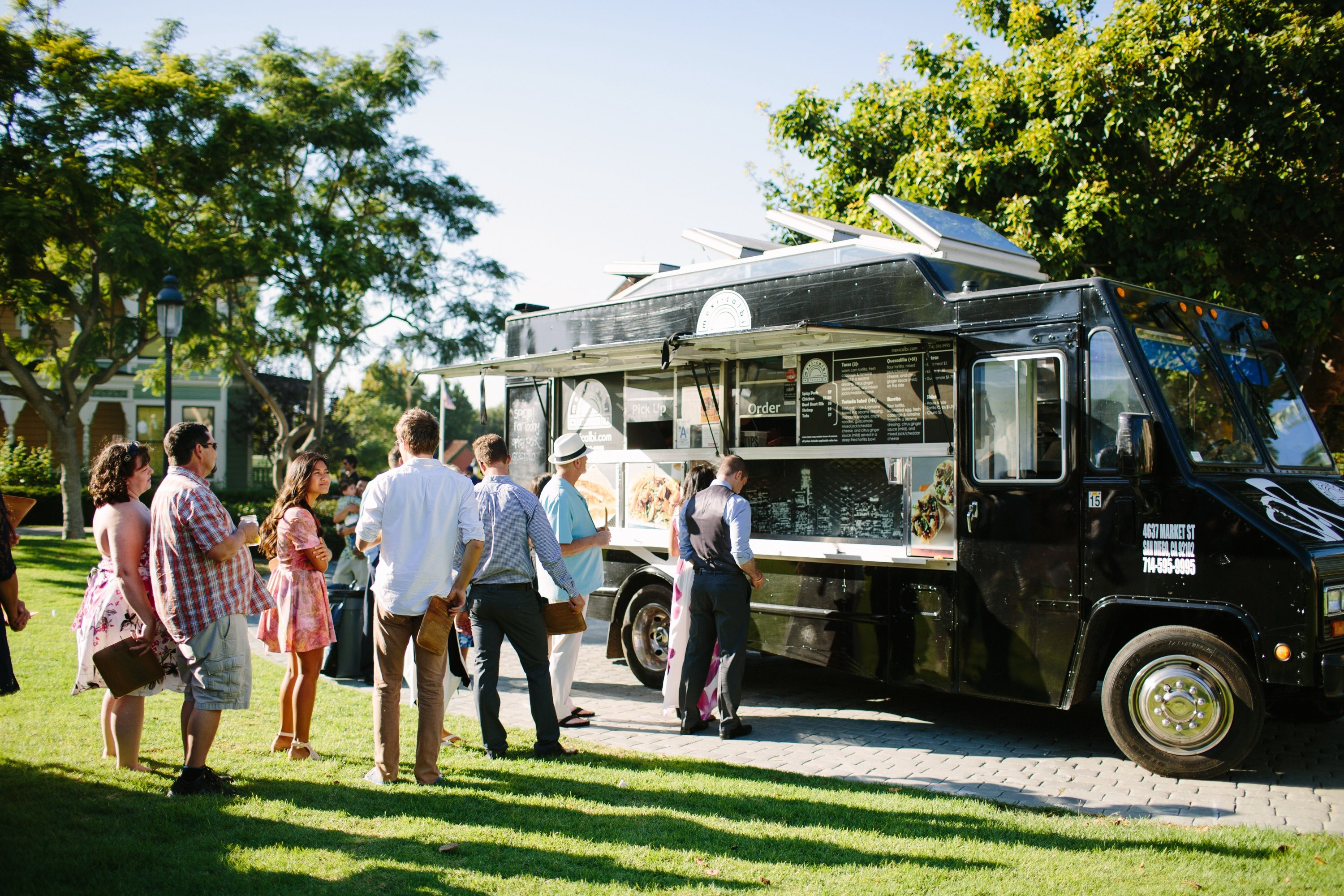 Content strategy like gourmet food truck